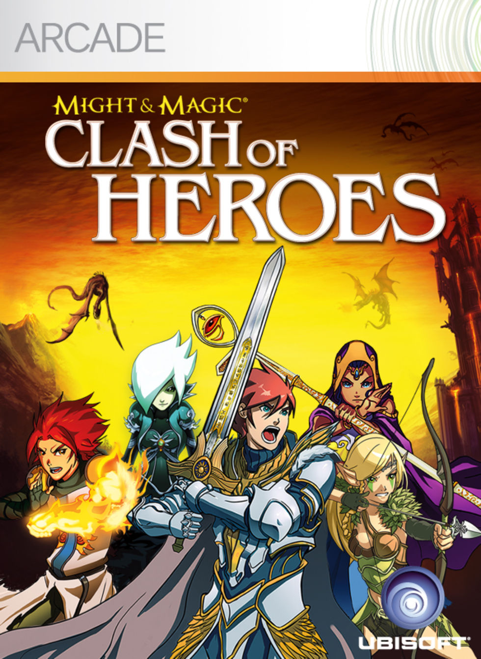 180982 980 Might & Magic : Clash of Heroes