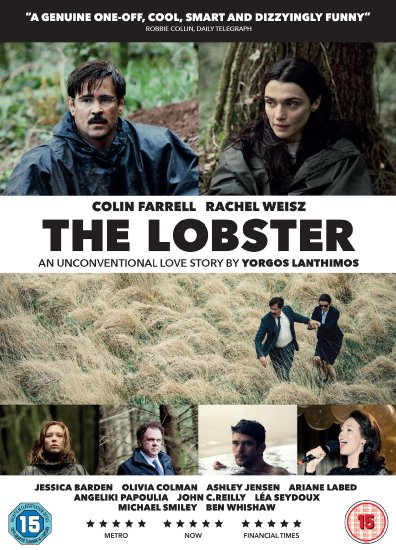 91MLTE1l1ZL. SY550  The Lobster