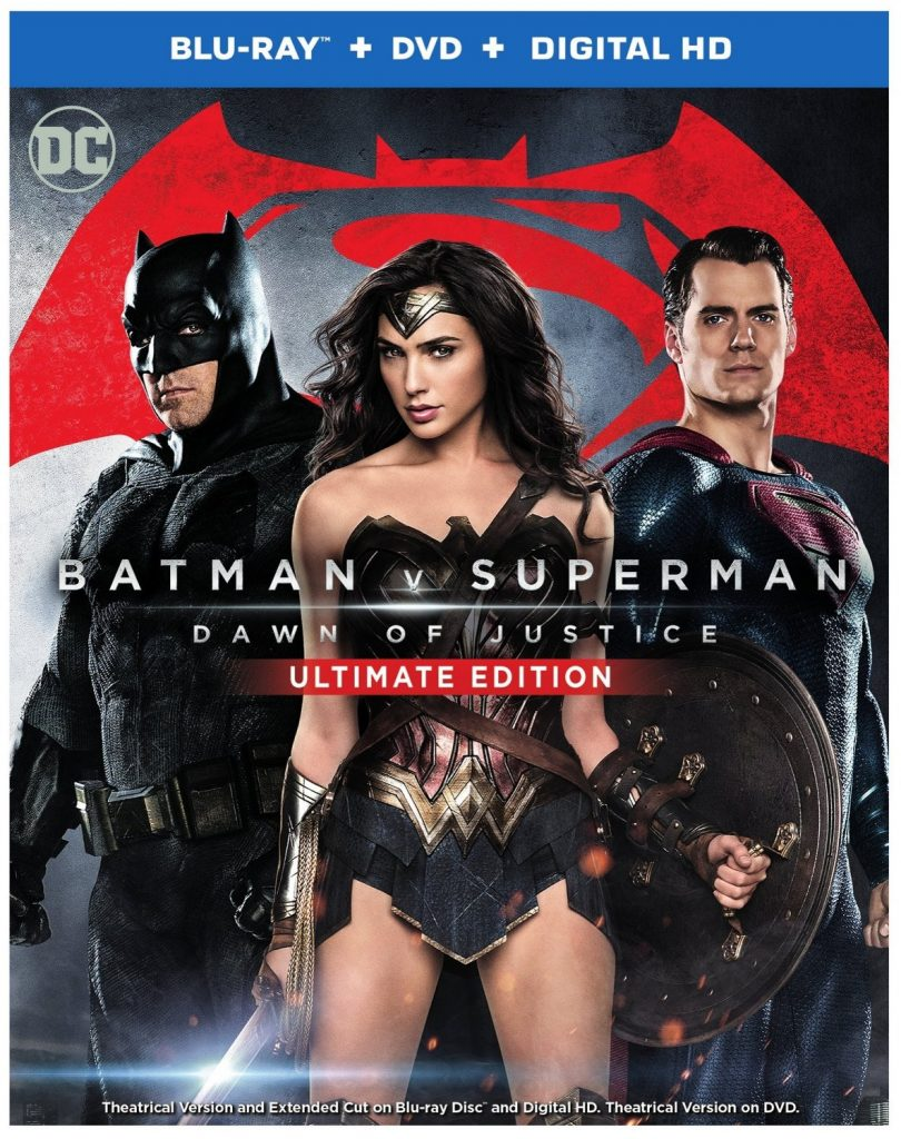 A1fTAVBNtL. SL1500 810x1024 Batman v Superman: Dawn of Justice (Ultimate Edition)