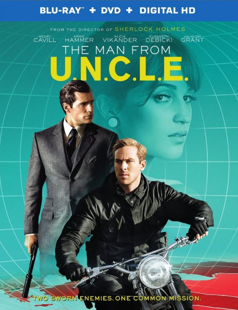 91fFxvPWDL. SL1500  788x1024 The Man from U.N.C.L.E.