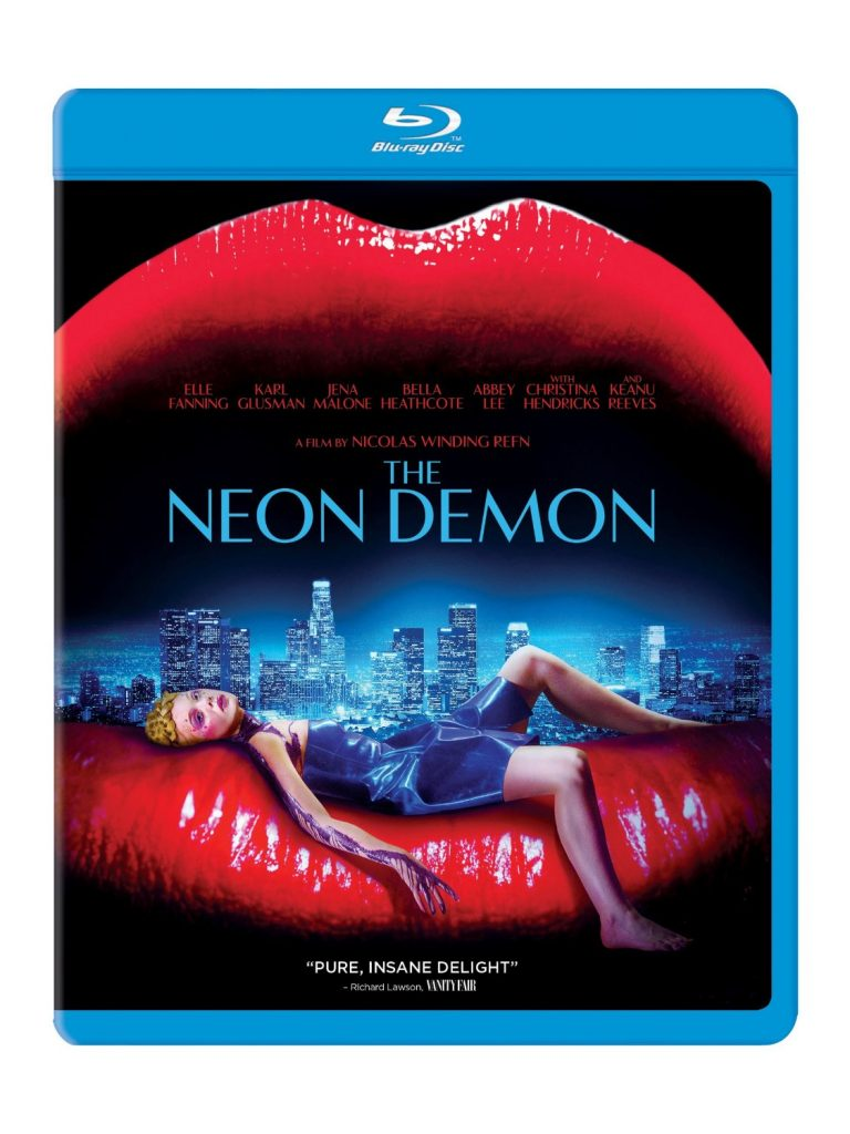 81YJ bXa1JL. SL1500  768x1024 The Neon Demon