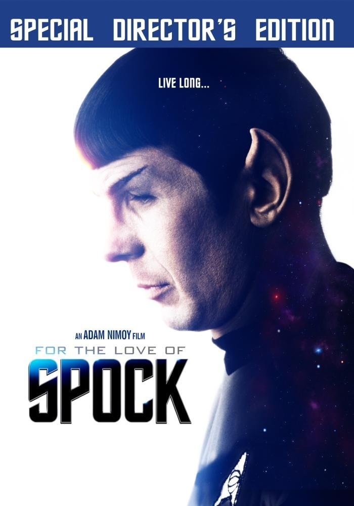61pCQ2cq9EL. SL1000  For the Love of Spock
