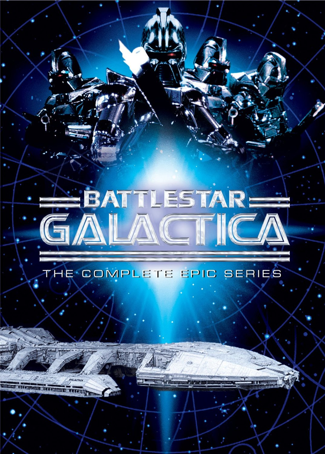 Galactica original movie
