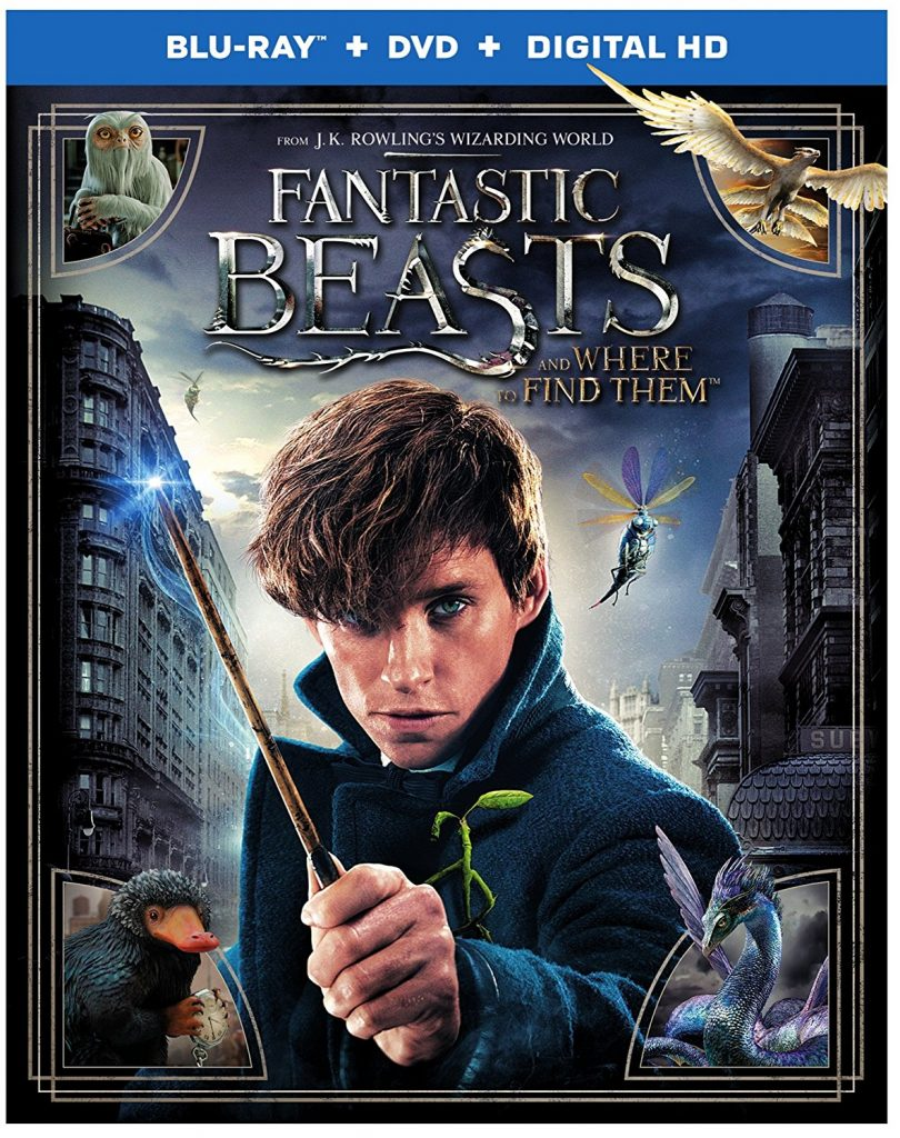 91SFnxI2c1L. SL1500 810x1024 Fantastic Beasts and Where to Find Them