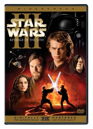 51RHXMVH9YL Star Wars: Episode 3: Revenge of the Sith