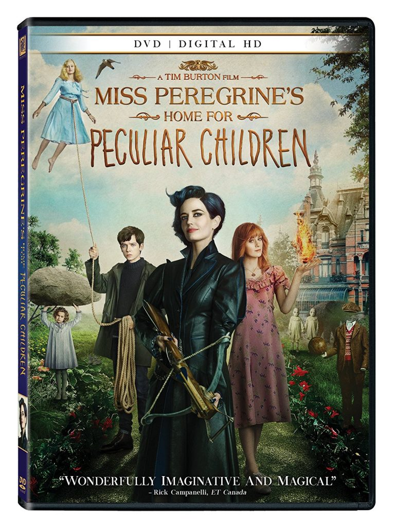 91ScsaPKliL. SL1500 768x1024 Miss Peregrines Home for Peculiar Children