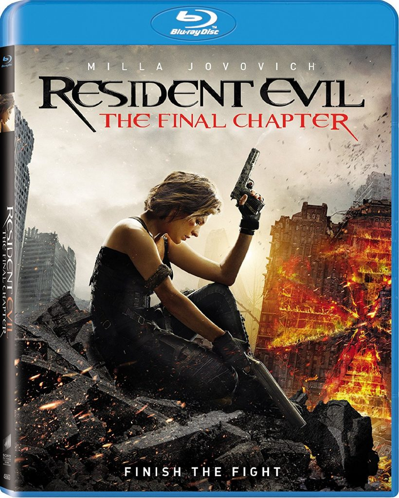 913s0QiUoL. SL1500 820x1024 Resident Evil: The Final Chapter