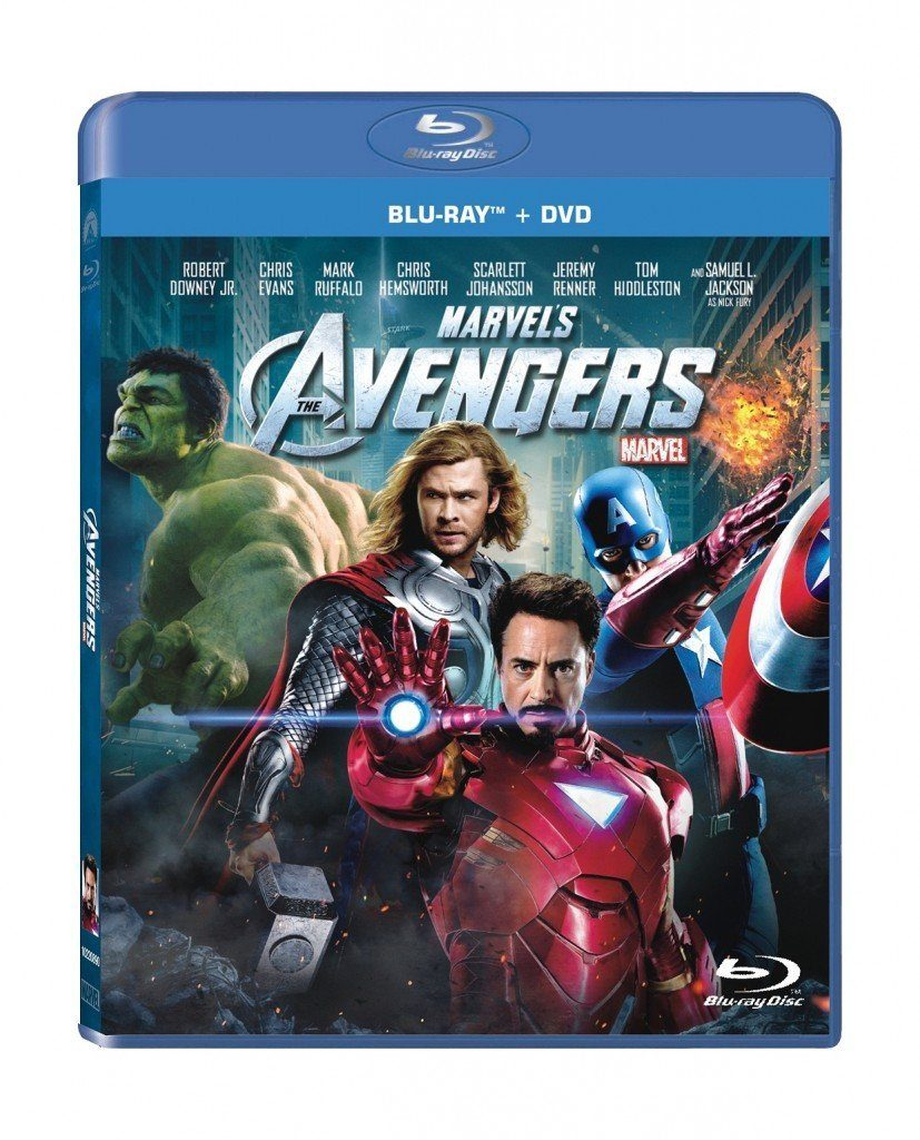 71PVirl5cxL. SL1024 827x1024 The Avengers