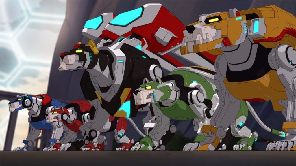 Voltron Legendary Defender 5 Lions 1024x576 Voltron: Legendary Defender Season 3