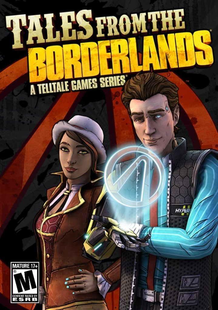 71a21PTi5KL. AC SL1088 719x1024 Tales from The Borderlands