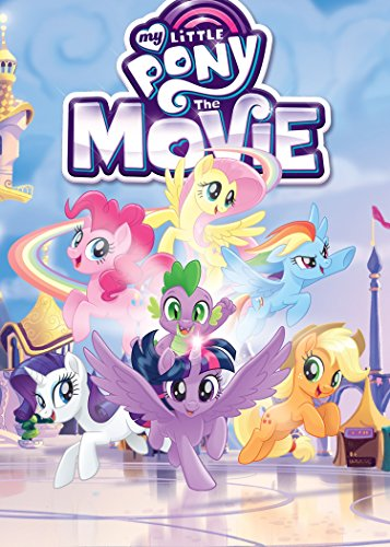 51UrCGovW8L My Little Pony: The Movie