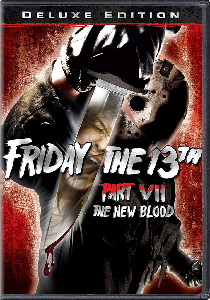 91U99BdrRyL. SL1500  717x1024 Friday The 13th Part 7: The New Blood