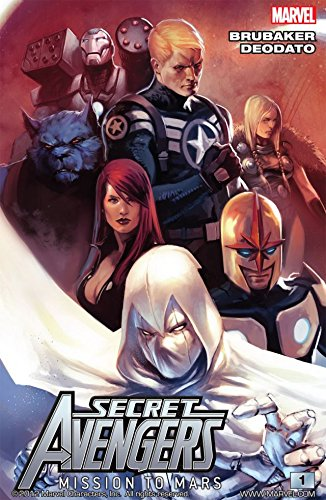 51rALh0OouL Secret Avengers, Vol. 1: Mission to Mars