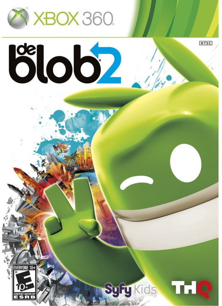 De Blob 2  Xbox 360 game review