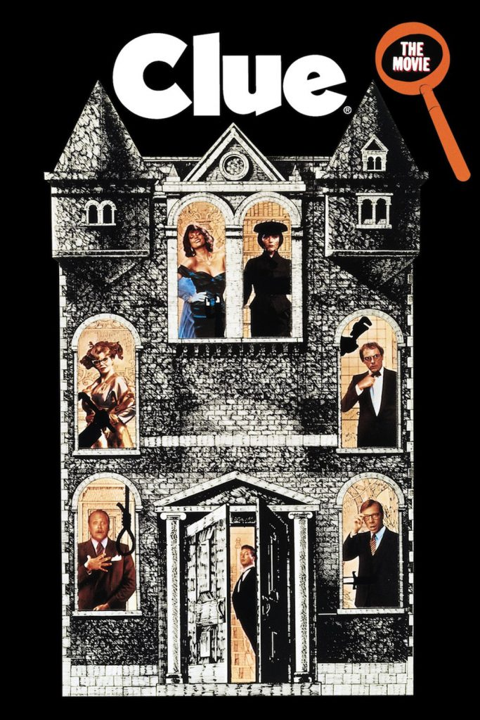 clue movie poster 683x1024 Clue: The Movie