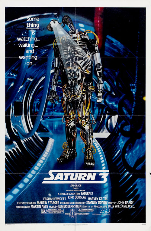 Saturn 3 review