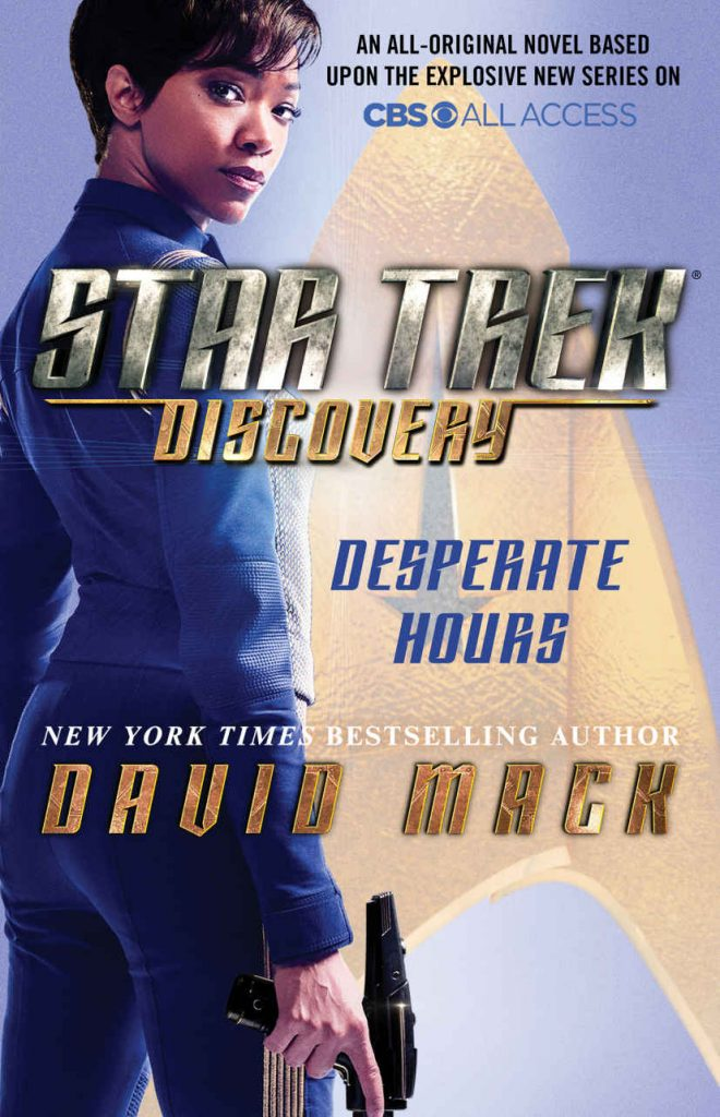 120992314 660x1024 Star Trek: Discovery: Desperate Hours