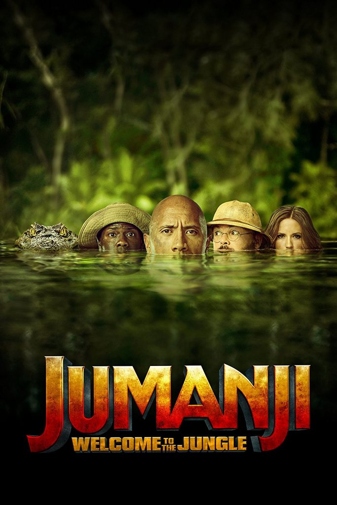 919WEbT59fL. SL1500 683x1024 Jumanji: Welcome To The Jungle