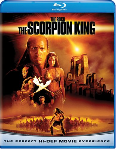 The Scorpion King review