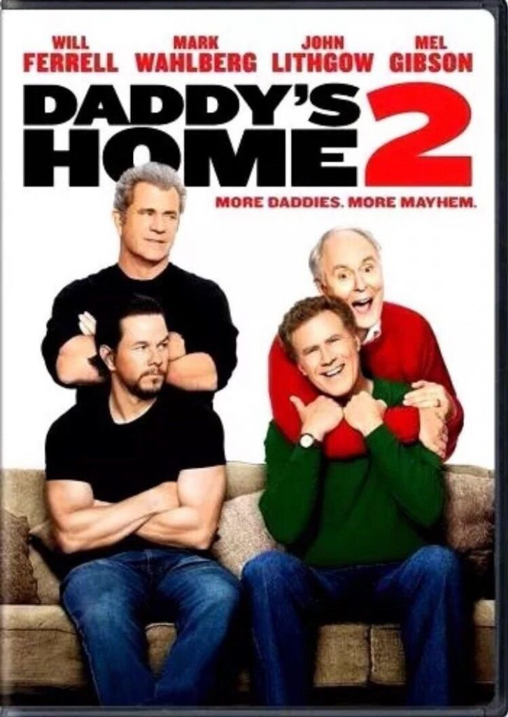 Daddys Home 2 review