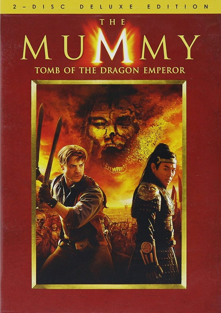 81XECwmjVbL. SL1500 724x1024 The Mummy: Tomb of the Dragon Emperor