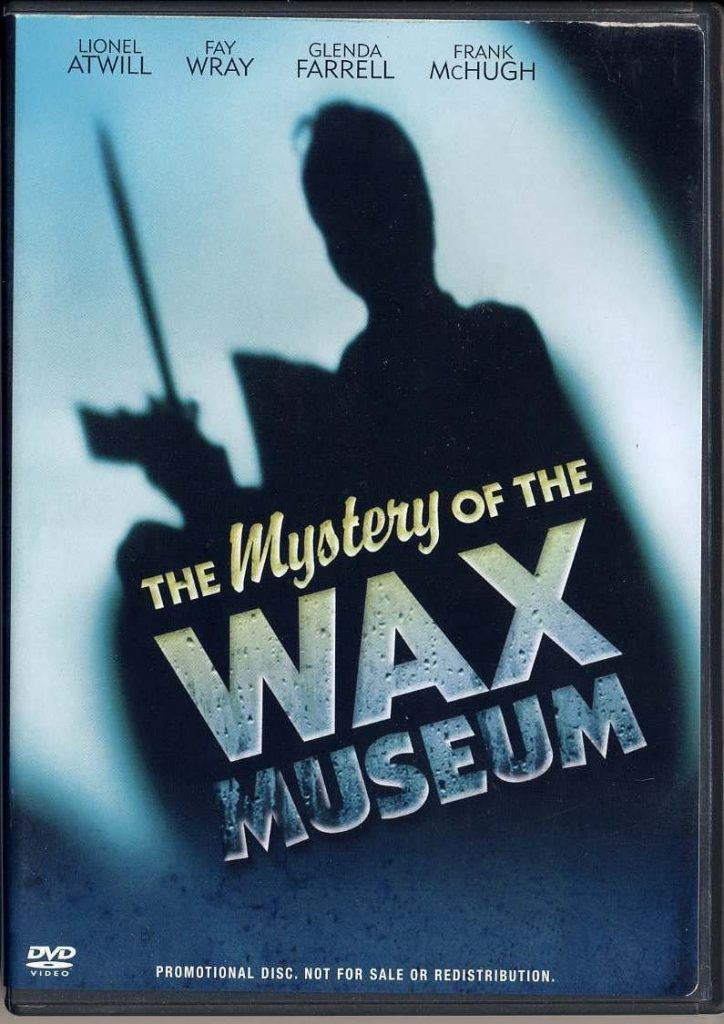 71jGUljkalL. SL1125 724x1024 Mystery of the Wax Museum