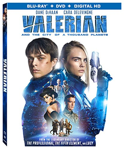 51AC0yPrw4L Valerian and The City of a Thousand Planets