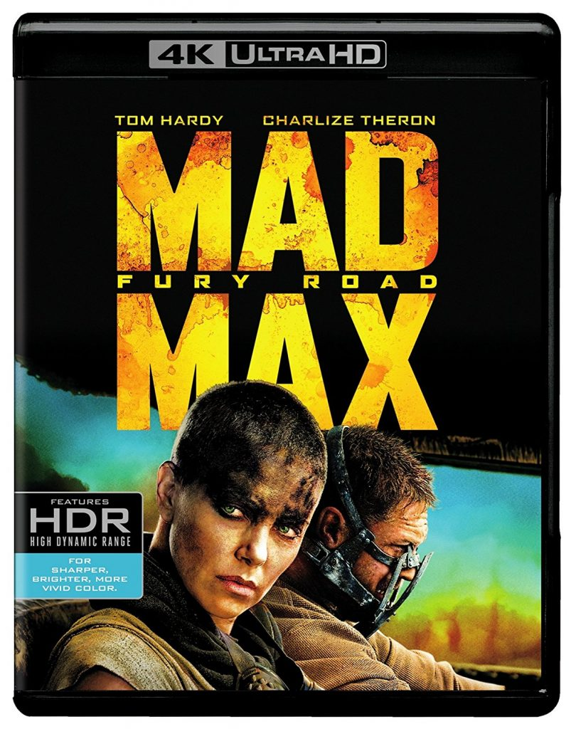91ZEcG4 qSL. SL1500 810x1024 Mad Max: Fury Road 4K Ultra HD