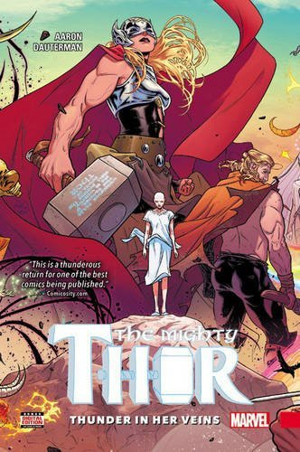 51yPqSw1k0L The Mighty Thor Vol. 1: Thunder In Her Veins (The Mighty Thor (2015 2018))