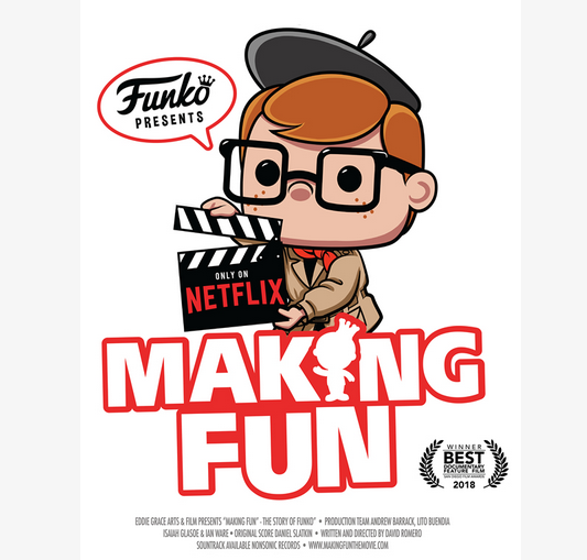 making fun Making Fun: The Story of Funko