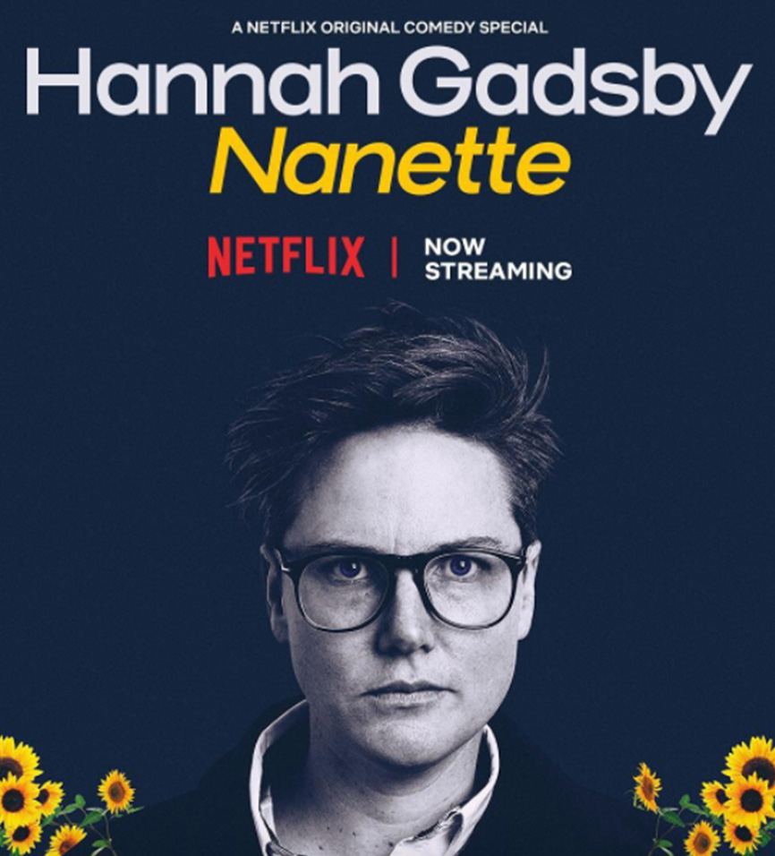 what to watch on Netflix Nanette Nanette