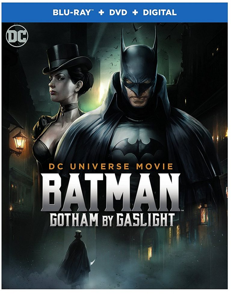 9141dVbGTcL. SL1500  768x1024 Batman: Gotham By Gaslight