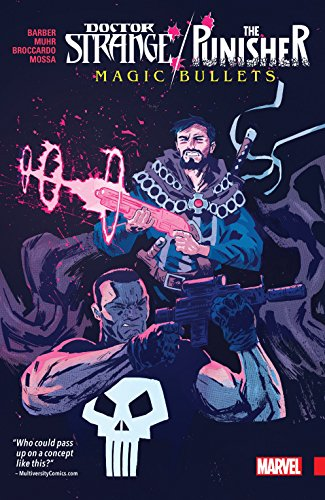 51C9aoN82aL Doctor Strange/Punisher: Magic Bullets