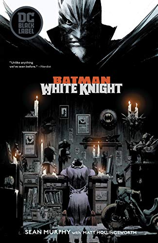 51ETolUrx L Batman: White Knight