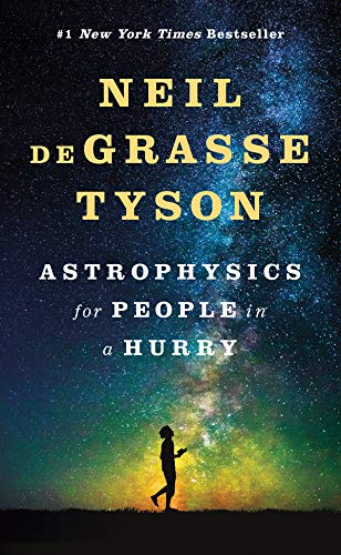 51qdmr7snXL Astrophysics for People in a Hurry