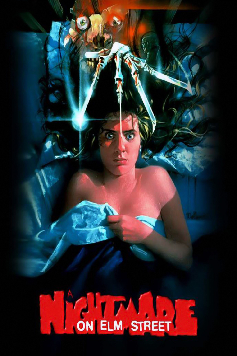 a nightmare on elm street poster Nightmare on Elm Street