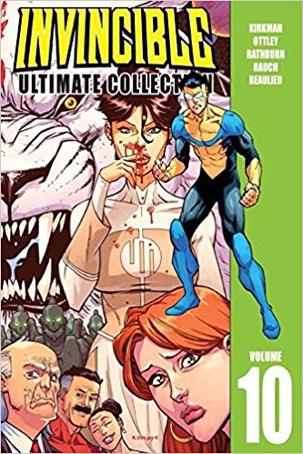 10 Invincible: The Ultimate Collection