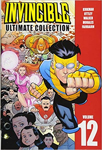 12 Invincible: The Ultimate Collection
