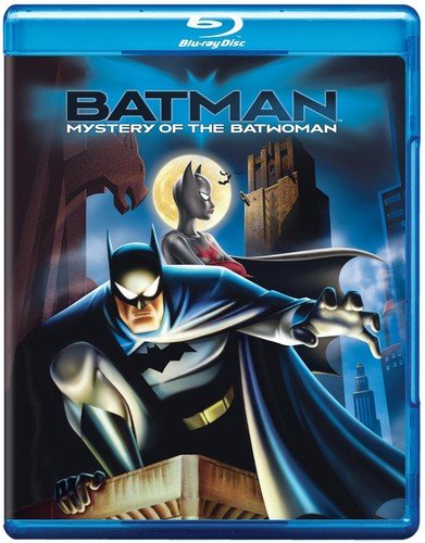 511RWRlh95L Batman: Mystery of the Batwoman
