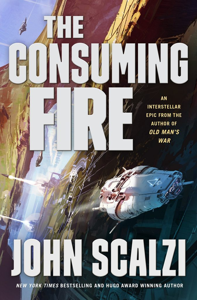 91M7RqJUHjL 674x1024 The Consuming Fire (The Interdependency)