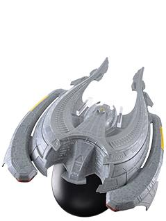 7b7611cc fde9 496c be9c 666a5cafb9f2 Star Trek Sona Die Cast Flagship | Star Trek The Official Starship Collection   Eaglemoss Collection