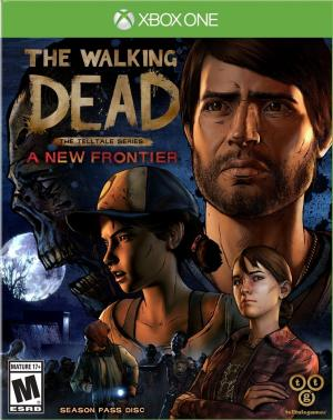 48423 1 The Walking Dead: The Telltale Series   A New Frontier