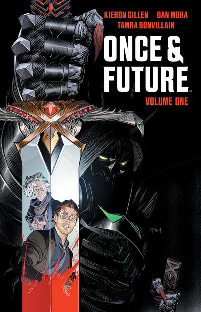 9781684154913 Once & Future. Volume 1