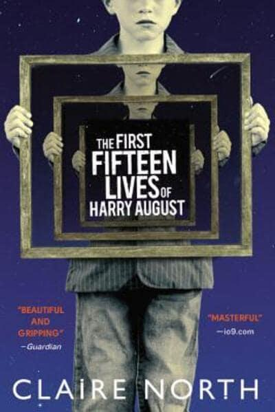 9780316399623 The First Fifteen Lives of Harry August